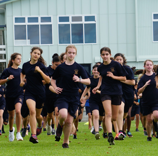 Northcote College - Cross Country