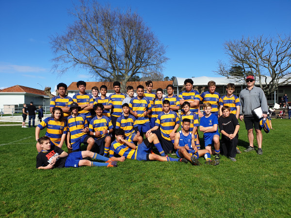 Northcote College - Rugby