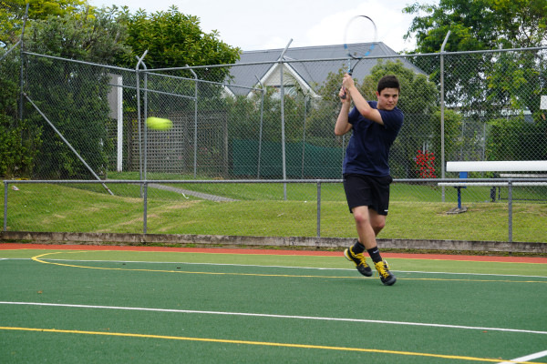 Northcote College - Tennis