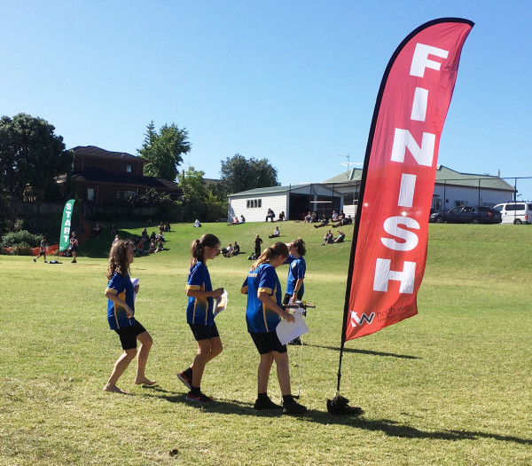 Northcote College - Orienteering