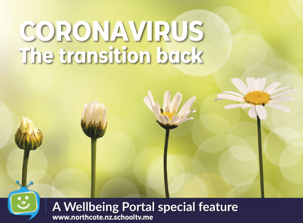 coronavirus - the transition back