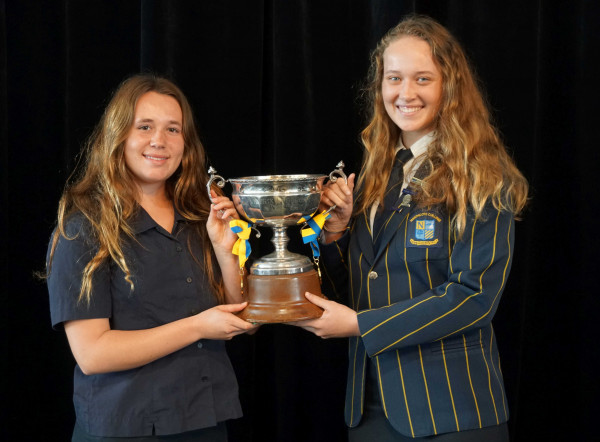 2020 sports prizegiving