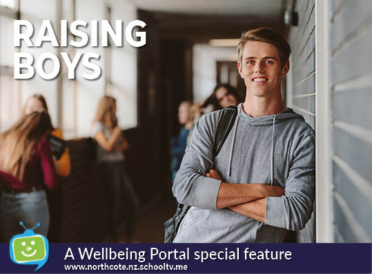 wellbeing portal - raising boys